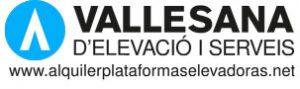 alquiler plataformas elevadoras Vallesana